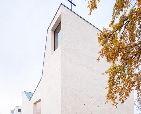 ev. Kirche Petrus-Jakobus Karlsruhe