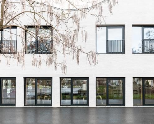 Cafe vis-a-vis & Begegnungsstädte Petrus-Jakobus-Gemeinde