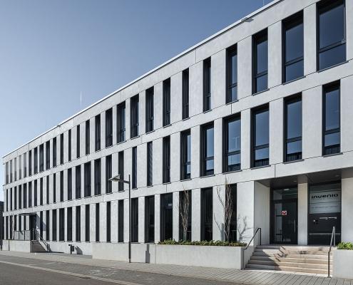 Eastsite Patio, Mannheim, Ansicht Hermann-Hollerith-Straße 1