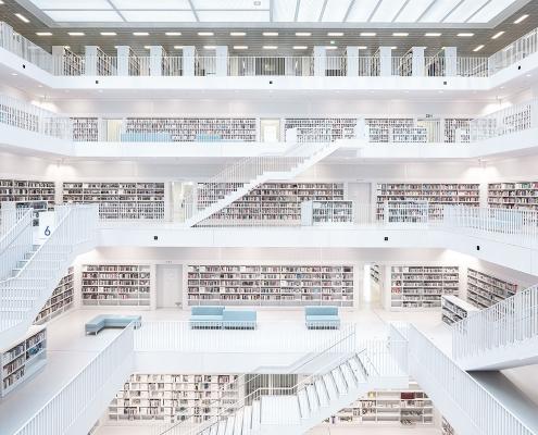 Stadtbibliothek Stuttgart